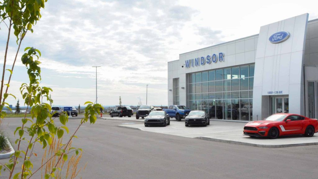 Windsor Ford Grand Opening