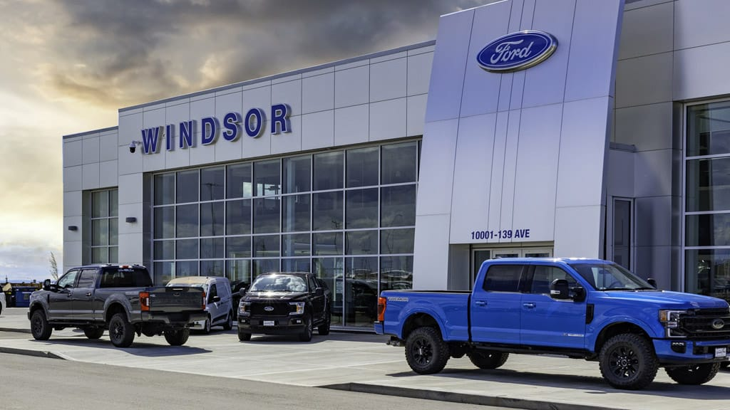 Ford Canada Rebates For June 2020