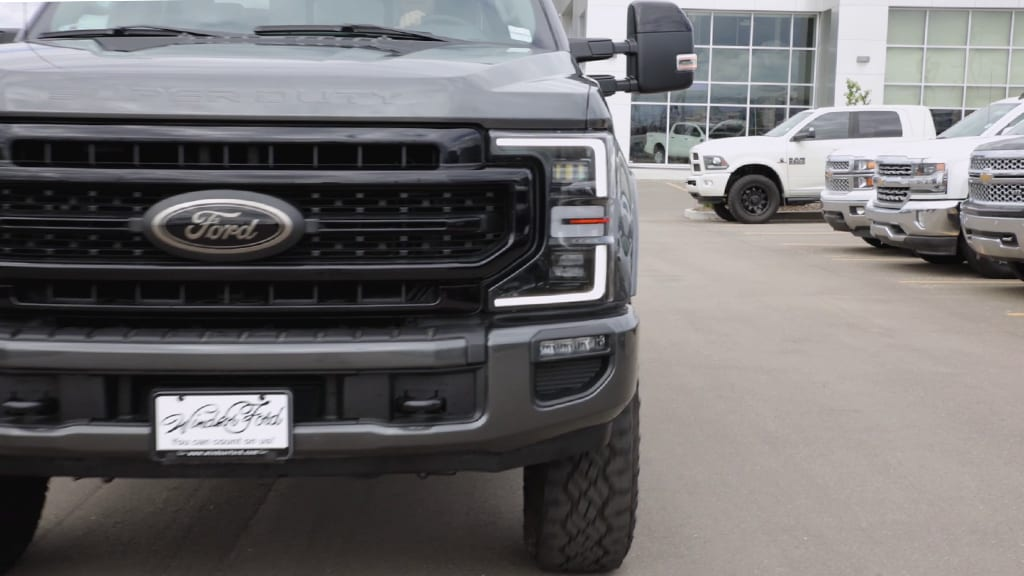 2020 Ford Super Duty Tremor Is Here